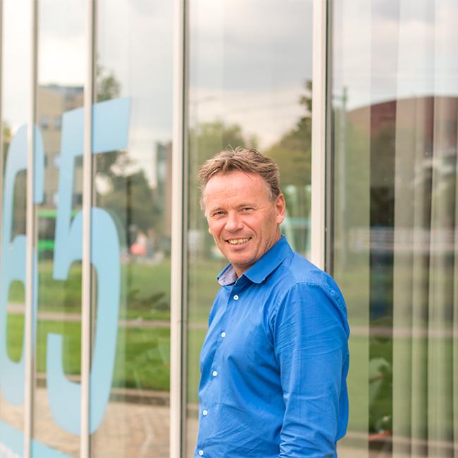 Ernst Verbeek - Projectleider