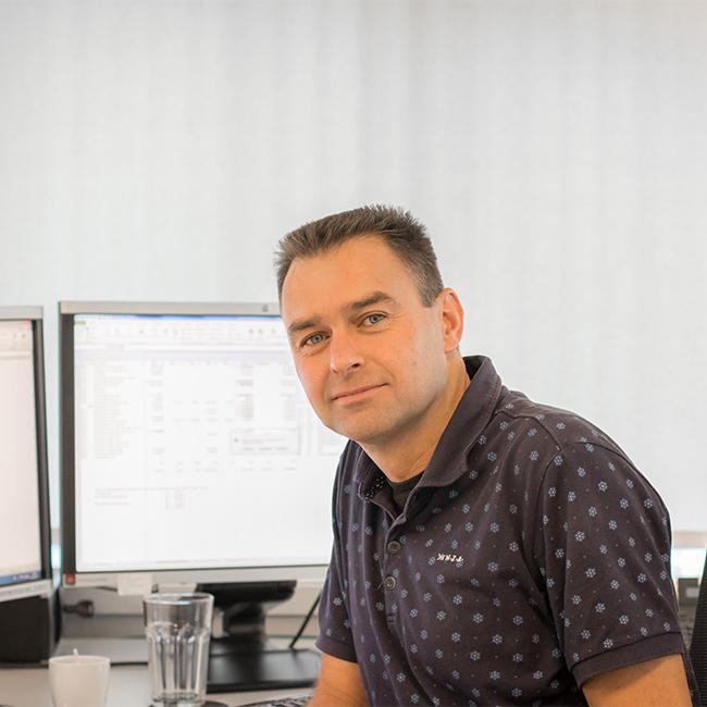 Peter Heemskerk - Financieel controller